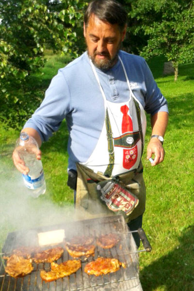 Grillabend in Katzow